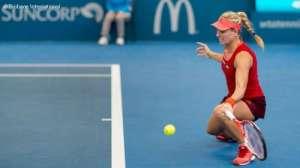 WTA首周看点:科贝尔力保后座 威氏姐妹携手出战