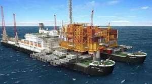 全球最大深海巨兽 海底每小时最快可铺设1000米长油气管道