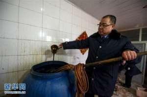 天津问责调料造假 含两名副区长12人受到党纪政纪处分