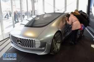 摩纳哥国际车展 豪车争相斗艳车迷的眼睛看花了