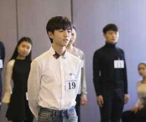 """曝王俊凯通过复试 粉丝:北影的明星学生又要增添""""小鲜肉""""一枚了?"""