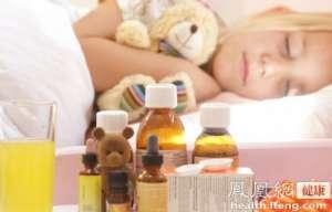 英媒:中国滥用抗生素情况严重 或导致儿童肥胖