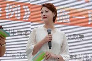 周海媚担任健康北京戒烟大赛宣传大使