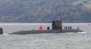 """英核潜艇老旧不堪 存在30处""""硬伤""""被语言""""迟早要出事"""""""