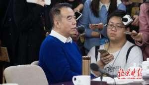 陈凯歌谈小鲜肉 承认耍大牌不敬业是事实为何说吐槽没用?