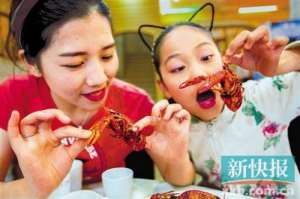 广东发布消费提醒:吃小龙虾要选尾部蜷曲的