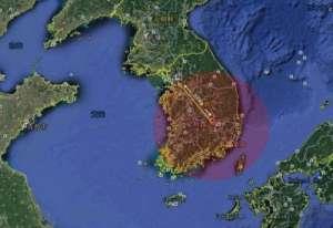 韩国部署萨德系统 严密探测中国除西部之外导弹动态