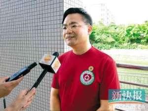 男子15年无偿献血110公斤 称目标每年献11次