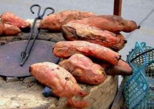 """还记得老北京胡同儿里的烤白薯吗? """"京味儿""""甘薯重回市场"""