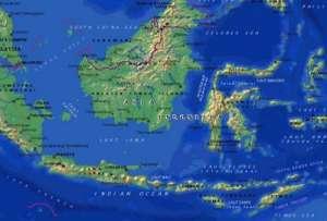 印尼海域发生地震 震源深度25.5公里网友担心能否引发海啸?