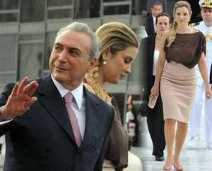 巴西总统怀疑官邸闹鬼 带一家人逃出总统府