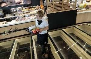 快餐店地下现古道 店家曾出资30万欧元帮助开展挖掘工作