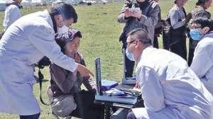 协和医院第二批援藏医疗队组建