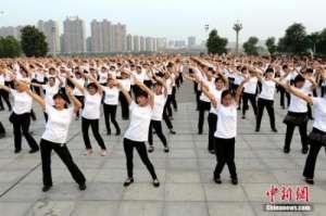 中国官方力挺健身休闲产业 3万亿大蛋糕呼之欲出