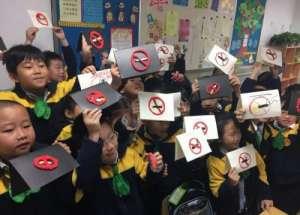 上海中小学将全面禁烟,一小学校长烟龄20年带头戒烟成功