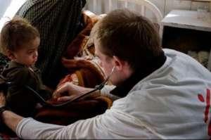 无国界医生组织称在也门医院遭联军空袭20人死亡