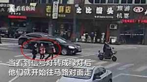 """女司机撞女童碾压:2014年至今有3次直接驾车撞行人 堪称""""马路杀手"""""""