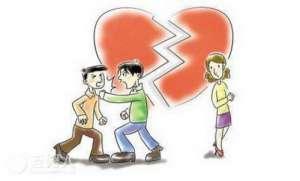 男子见前女友和新男友双双逛街 醋意大发打-情敌-