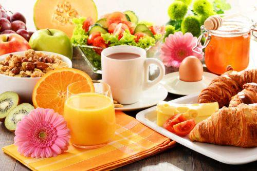 每天吃早餐,美好过一天