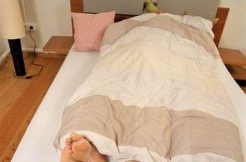 睡觉为什么会流口水