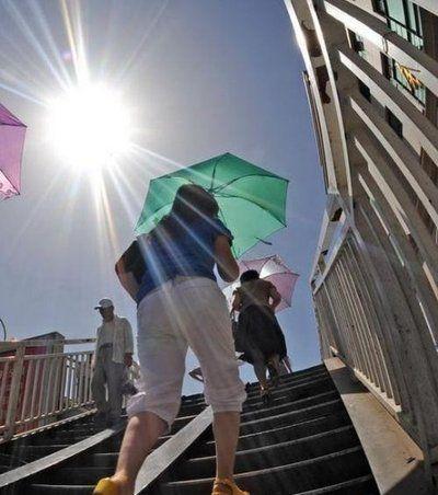 夏季到了如何预防中暑
