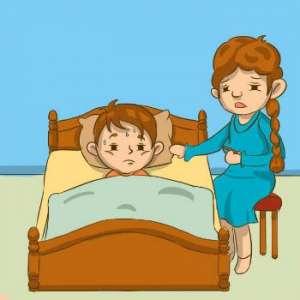 七个月宝宝受凉发烧怎么办?38度是一个分水岭