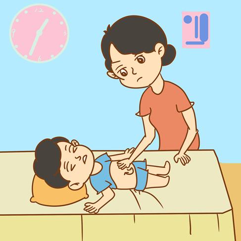 宝宝肚子胀气的症状有什么?要如何治疗?