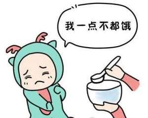 孩子不吃饭,众家长选择儿童装江中牌健胃消食片